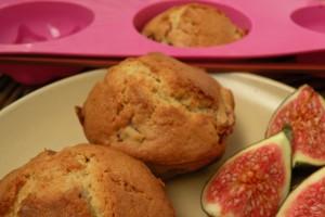 Figové muffiny