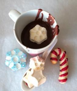 Vianočná horúca čokoláda