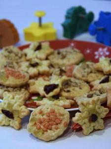 Vianočné sušienky