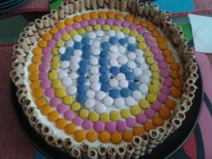 Karamelová torta – narodeninová