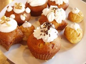 Kokosovo – citrónové Muffiny