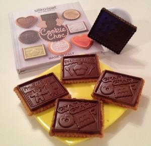 Kokosové sušienky s mliečnou čokoládou